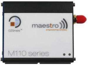 Lantronix M111F00FS modem de radio frecuencia (RF) RS-232/USB