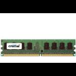 Crucial 4GB DDR2 DIMM módulo de memoria 667 MHz