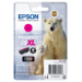 Epson Polar bear Cartucho 26XL magenta (etiqueta RF)
