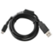 Honeywell CBL-500-120-S00-03 cable USB 1,2 m USB A Negro