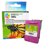 Remanufactured HP 300XL Colour Ink Cartridge