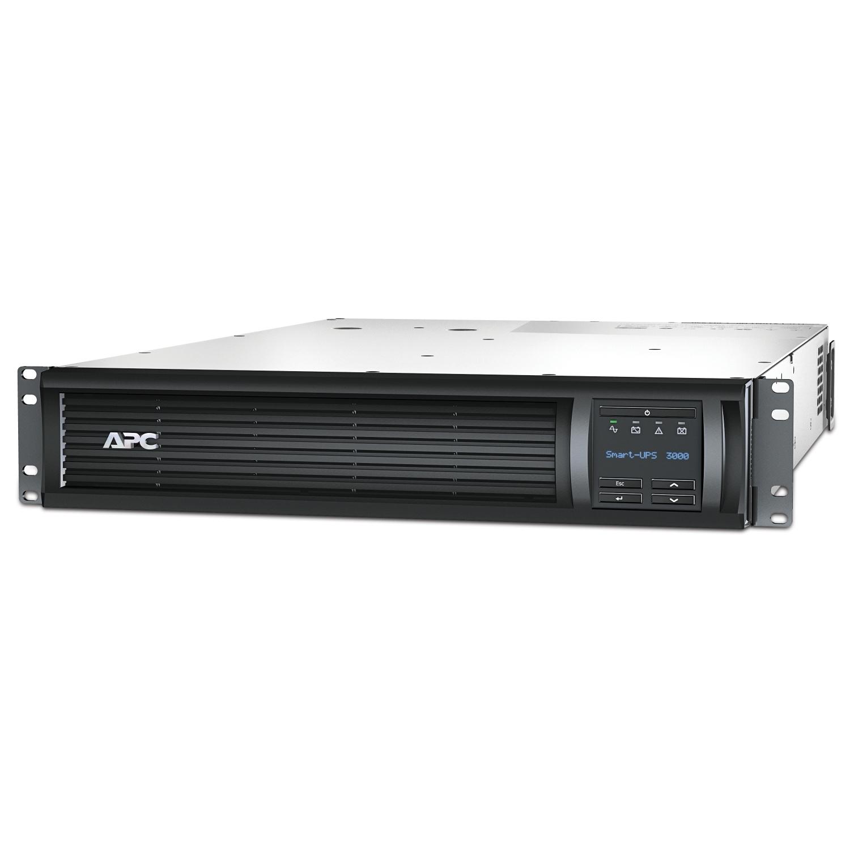 APC SMT3000RMI2UC sistema de alimentación ininterrumpida (UPS) Línea interactiva 3000 VA 2700 W 9 salidas AC
