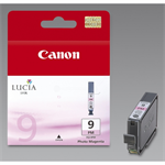 Canon 1039B001 (PGI-9 PM) Ink cartridge bright magenta, 530 pages @ 5% coverage, 14ml