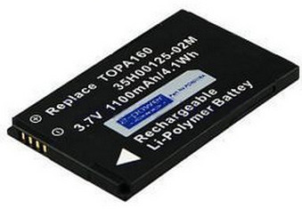2-Power PDA0116A Lithium Polymer (LiPo) 1100mAh 3.7V rechargeable battery