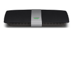Linksys EA6350 Dual-band (2.4 GHz / 5 GHz) Gigabit Ethernet Black