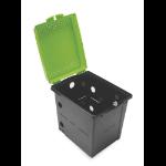 Copernicus TEC57 portable device management cart/cabinet Desktop mounted Black
