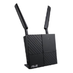 ASUS (4G-AC53U) AC750 Wireless Dual Band 4G LTE Router, GB, USB, SIM Card Slot, Parental Controls, Guest