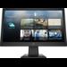 """HP P19b G4 47 cm (18.5"""") 1366 x 768 Pixels WXGA LED Zwart"""