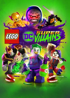 Nexway 838041 video game add-on/downloadable content (DLC) Video game downloadable content (DLC) PC LEGO DC Super - Villains Español