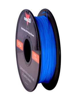 Abs Filament 1.75mm 200mm spool Blue