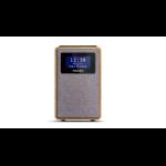 Philips TAR5005/10 radio Clock Digital Grey, Wood