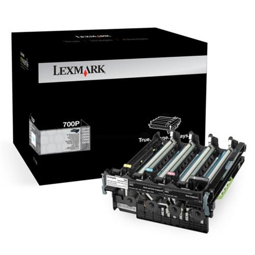 Lexmark 70C0P00 (700P) Drum unit, 40K pages