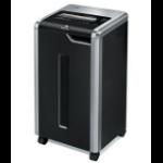 """Fellowes C-325i paper shredder Strip shredding 0.374"""" (9.5 mm) Black,Grey"""
