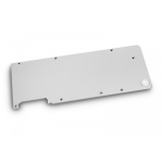 EK Water Blocks 3831109832677 computer cooling component Graphics card Backplate Silver
