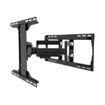 "Peerless PA762-UNMH TV mount 90"" Black"