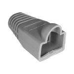 Cablenet RJ45 Bubble Boot Grey 6mm
