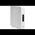 Cisco WAP131 WLAN Access Point 1000 Mbit/s Energie Über Ethernet (PoE) Unterstützung Weiß