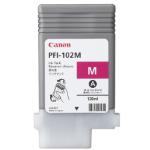 Canon 0897B001 (PFI-102 M) Ink cartridge magenta, 130ml