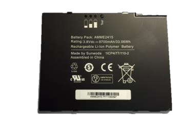 Zebra BTRY-ET5X-10IN1-01 tablet spare part Battery