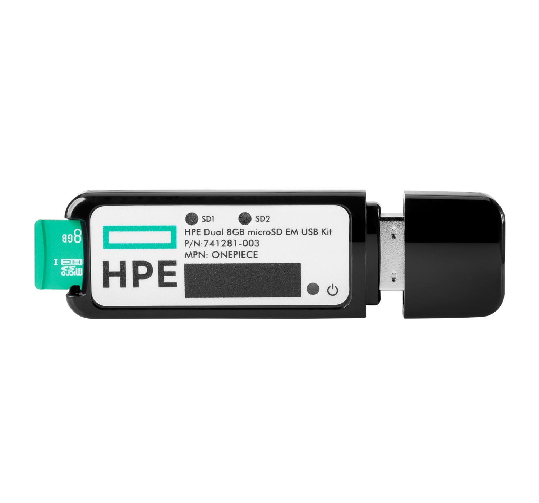 Hewlett Packard Enterprise P21868-B21 memoria flash 32 GB MicroSD UHS-I