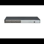 Hewlett Packard Enterprise OfficeConnect 1620 24G Managed network switch L2 Gigabit Ethernet (10/100/1000) 1U Grey