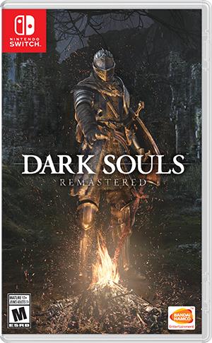 Nintendo Dark Souls: Remastered, Switch video game Nintendo Switch Basic