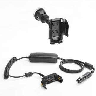 Zebra VCH5500-111R holder portable DVD/BD player Black Passive holder