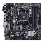 ASUS PRIME A320M-A motherboard Socket AM4 Micro ATX AMD A320