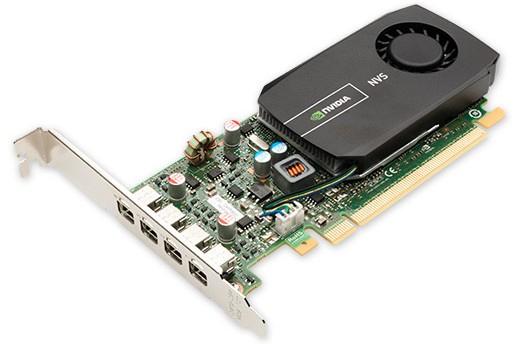 PNY VCNVS510DVI-PB NVIDIA NVS 510 2GB graphics card