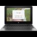 "HP Chromebook x360 11 G1 EE Gris 29,5 cm (11.6"") 1366 x 768 Pixeles Intel® Celeron® 8 GB LPDDR3-SDRAM 32 GB eMMC Chrome OS"