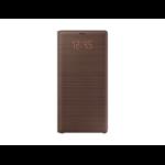 "Samsung EF-NN960 mobile phone case 16.3 cm (6.4"") Folio Brown"