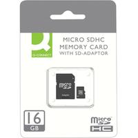 Q-CONNECT 16GB MICRO SDHC CARD CLASS 10