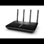 TP-LINK ARCHER VR2800 wireless router Gigabit Ethernet Dual-band (2.4 GHz / 5 GHz) Black