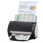 FUJITSU Fi-7160 Document Scanner (A4, Duplex) 60ppm,80sht Adf,600 Dpi,Usb3