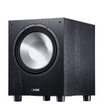 Canton SUB 12.3 200 W Active subwoofer Black, Silver