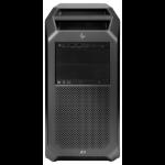 HP Z8 G4 Intel Xeon Silver 4214 32 GB DDR4-SDRAM 1256 GB HDD+SSD Black Tower Workstation