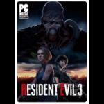 Capcom Resident Evil 3 PC Basic English