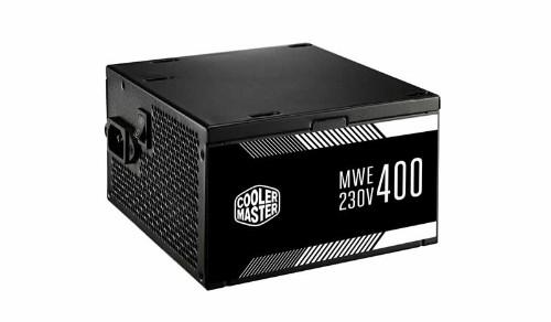 Cooler Master MWE 400 power supply unit 400 W 20+4 pin ATX ATX Black