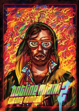 Nexway Hotline Miami 2: Wrong Number vídeo juego PC/Mac/Linux Básico Español