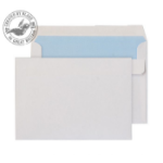 Blake Purely Everyday White Self Seal Wallet C6 114x162mm 90gsm (Pack 50)