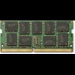 HP 32GB DDR4 2666MHz geheugenmodule ECC