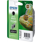 Epson C13T03484010 (T0348) Ink cartridge black matt, 440 pages, 17ml
