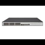 Hewlett Packard Enterprise OfficeConnect 1950 24G 2SFP+ 2XGT PoE+ Managed L3 Gigabit Ethernet (10/100/1000) Grey 1U Power over Ethernet (PoE)