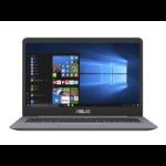 """ASUS VivoBook 14 X411UA-EB694R Grey Notebook 35.6 cm (14"""") 1920 x 1080 pixels 2.2 GHz 8th gen Intel® Core™ i3 i3-8130U"""