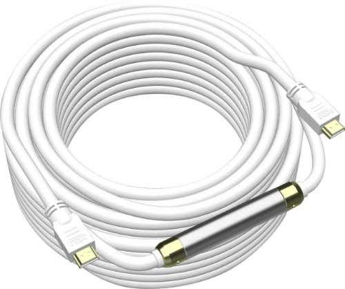 Vision TC 30MHDMI+ HDMI cable 30 m HDMI Type A (Standard) White
