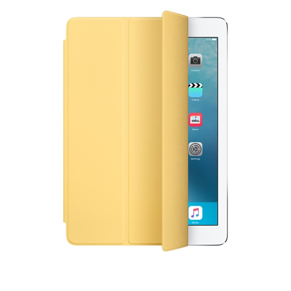 """Apple MM2K2ZM/A 9.7"""" Cover Yellow"""