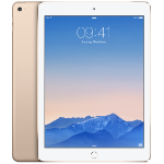 eReplacements Apple iPad Air 2 16GB Gold Refurbished tablet