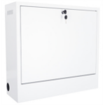 Multibrackets 7 350 073 731 282 White key cabinet/organizer