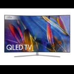 "Samsung QE65Q7CAMT 165.1 cm (65"") 4K Ultra HD Smart TV Wi-Fi Silver"
