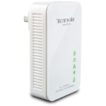 Tenda PW201A PowerLine network adapter 300 Mbit/s Ethernet LAN Wi-Fi White 1 pc(s)